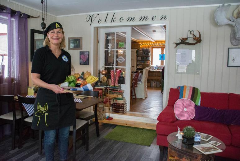 Anne Huitfeldt, Vaaganhuset